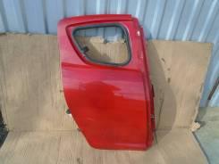 Mazda RX-8 дверь задняя правая частично в сборе б/у