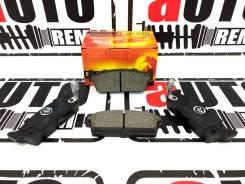 Колодки тормозные задние Nissan R34 C34 C35 JBP-0189