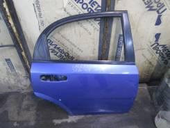 Дверь задняя правая Chevrolet Lacetti 2003-2013 (Хетчбэк)