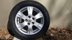 Летние Колеса Dunlop Enasave 215/60R16, Toyota R16x6.5 5x114.3 ET39