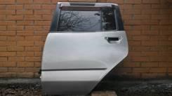 Дверь Nissan Cube AZ-10 задняя левая