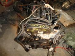Двигатель Ford Focus, Fusion