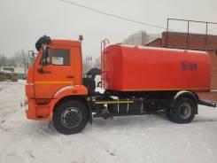 Коммаш КО-564-20. Каналопромывочная машина КО-564-20 на шасси Камаз-43253 Евро-5, 6 700куб. см.