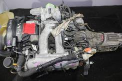 Двигатель+акпп Toyota 1JZ-GE