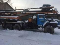 Стройдормаш МБШ-812. Бурильно-шнековая машина МБШ-812 на шасси Урал 4320. Под заказ