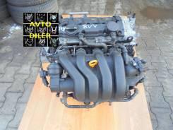 Двигатель Volkswagen Eos Cabrio 2.0 BVY 150 лс мкпп 06F100035A