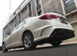 Задний бампер. Toyota Mark X (X130) 2012 - 2017