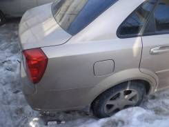 Крыло заднее правое Chevrolet Lacetti 2004> в Новосибирске