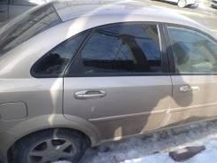 Дверь боковая Chevrolet Lacetti 2007, правая задняя J200