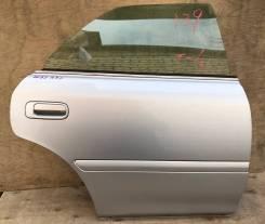 Дверь задняя правая (цвет 1С0) Toyota Chaser Tourer-V JZX100 1JZ GTE