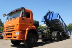 Автосистемы АС-20Д. Мультилифт Hyvalift Камаз 6520 в наличии новый Евро-5, 11 762куб. см. Под заказ