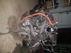 Двигатель 1Nzfxe Toyota AQUA NHP10, с аукционного распила, 115тыс. км