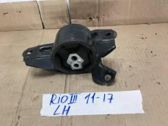 Опора двигателя левая для Kia RIO 3 2011-2017