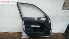 Дверь передняя левая Subaru Forester 3, 2009 (внедорожник)