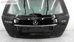 Крышка (дверь) багажника Mercedes Benz C-class W204 2011 (универсал)
