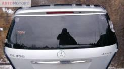 Крышка (дверь) багажника Mercedes Benz Gl-class X164 07 (внедорожник)