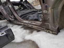 Порог с центральной стойкой правый для Hyundai Sonata VII