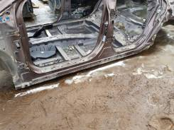 Порог левый с центральной стойкой для Hyundai Sonata VII