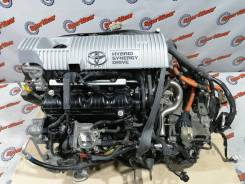 ДВС + АКПП Toyota Prius ZVW30 2Zrfxe 68991км Аукционник+Видео