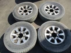 Комплект зимних колес на литье. Без пр. по РФ 215/80/15 M2-10