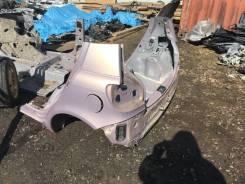 Крыло заднее левое Toyota Vitz SCP10