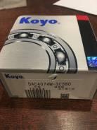 9 0363-40066 Подшипник (DAC4074W3CS80) KOYO
