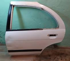 Дверь задняя левая Nissan Almera N15