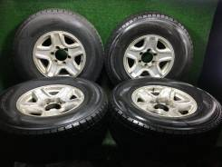 Комплект колес R16 Dunlop Winter maxx SJ8 LAND Cruiser Prado KZJ95