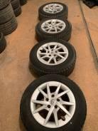 Продам комплект колес Toyota Prius A на 16 с зимней резиной