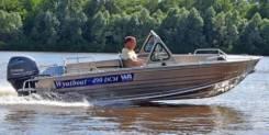 Wyatboat. 2020 год, длина 4,90м., двигатель подвесной, 60,00л.с., бензин. Под заказ