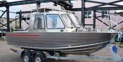 Wyatboat. 2021 год, длина 6,60м., двигатель подвесной, 150,00л.с., бензин. Под заказ
