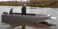 Wyatboat. 2020 год, длина 6,00м., двигатель подвесной, 50,00л.с., бензин. Под заказ
