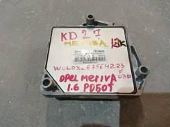 Блок управления двигателем Opel Meriva A [12249823] Z16XEP