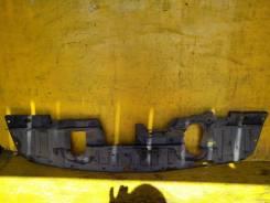 Защита бампера Mitsubishi Galant Fortis, передняя