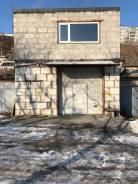 Гаражи капитальные. улица Космонавтов 27, р-н Тихая, 100,0кв.м., электричество, подвал.