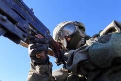 Военнослужащий по контракту. Пункт отбора на военную службу по контракту