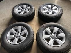 Комплект летних колес Toyota Prado 150 2016. 6x139.70 ET25