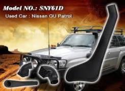 Шноркель. Nissan Patrol, Y61 Nissan Safari, WFGY61 TB48DE