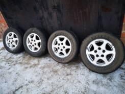 Диски с резиной R14 Toyota Ipsum Gaia