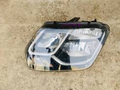260605020r Renault duster 15-18 год фара оригинал с дефектами