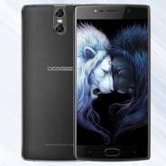 Doogee BL7000. Новый, 64 Гб, Черный, 3G, 4G LTE, Dual-SIM