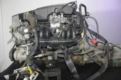 Двигатель Toyota 1G-FE Beams с АКПП и навесным GX110
