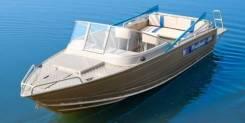 Wyatboat. 2020 год, длина 4,60м., двигатель подвесной, 60,00л.с., бензин. Под заказ