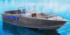 Wyatboat. 2020 год, длина 5,25м., двигатель подвесной, 60,00л.с., бензин. Под заказ