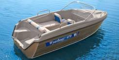 Wyatboat. 2020 год, длина 5,30м., двигатель подвесной, 60,00л.с., бензин. Под заказ