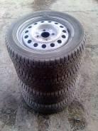 Колёса Mitsubichi R15 Dunlop зимние.