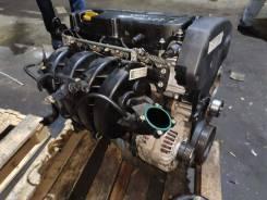 Контарктный двигатель на Chevrolet Шевроле hmk