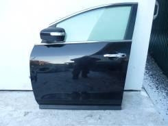 Дверь передняя левая Mazda CX-7 ER3P черная