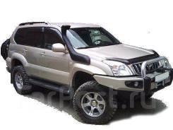 Шноркель. Toyota Land Cruiser Prado, GRJ120, GRJ120W, KDJ120, KDJ120W, KZJ120, LJ120, RZJ120, RZJ120W, TRJ120, TRJ120W, VZJ120W SsangYong Rexton 1GRFE