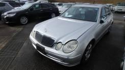 Mercedes-Benz E-Class. E 350 W211, M272E35